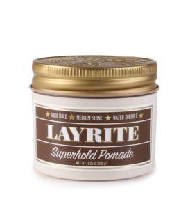 Водоразтворима помада за коса Layrite Super Hold