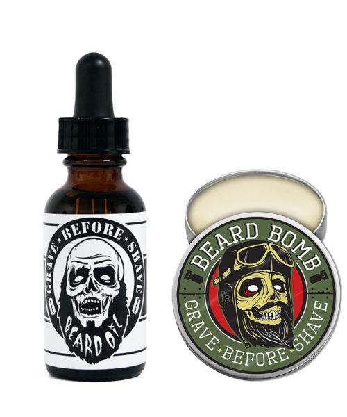 Grave Before Shave Original pack