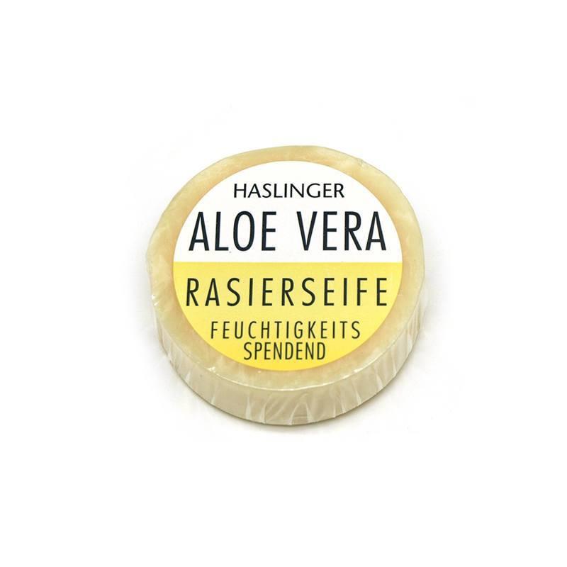 Сапун за бръснене Haslinger с Алое Вера