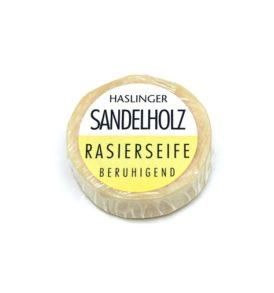 Сапун за бръснене Haslinger със сандалово дърво