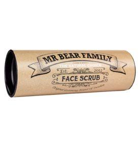 Пилинг за лицe Mr Bear Family Face Scrub