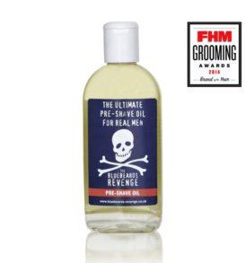 The Bluebeards Revenge Pre-Shave Oil