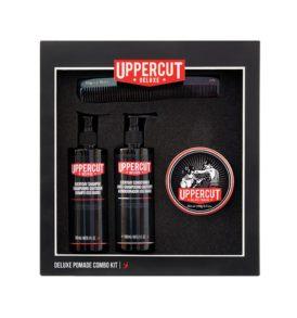 Uppercut Deluxe Pomade Combo Kit