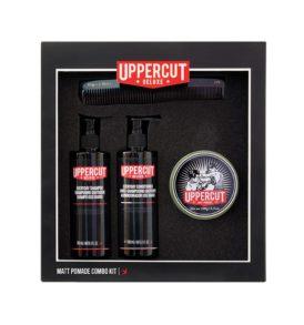 Uppercut Deluxe Matte Pomade Combo Kit
