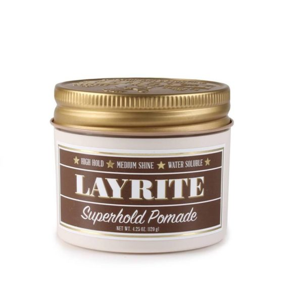 Водоразтворима помада за коса Layrite Super Hold