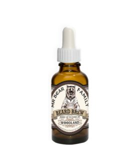 Mr. Bear Family Beard Oil Woodland