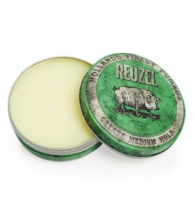 Помада за коса Reuzel Green Grease Medium Hold