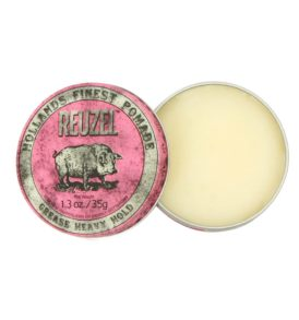 Помада за коса Reuzel Pink Heavy Hold Grease