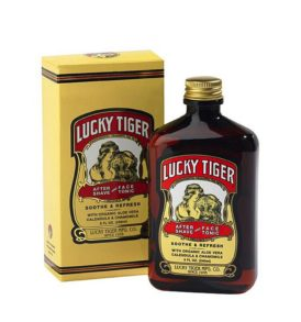 Lucky Tiger Premium After Shave & Face Tonic