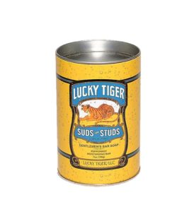 Сапун за лице и тяло Lucky Tiger Suds for Studs