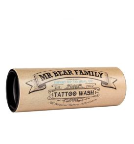 Сапун за татуировки Mr Bear Family Tattoo Wash