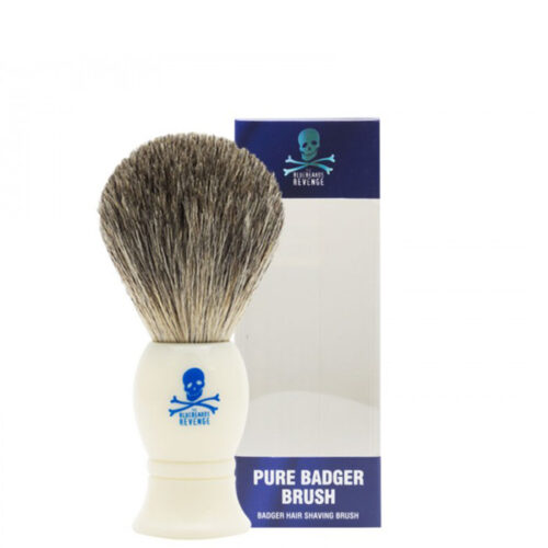 Четка за бръснене The Bluebeards Revenge Pure Badger Shaving Brush