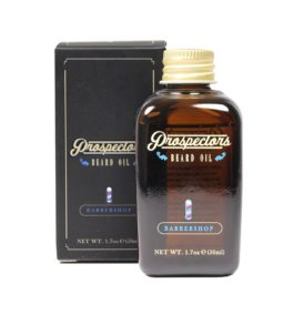 Prospectors Barbershop Beard Oil
