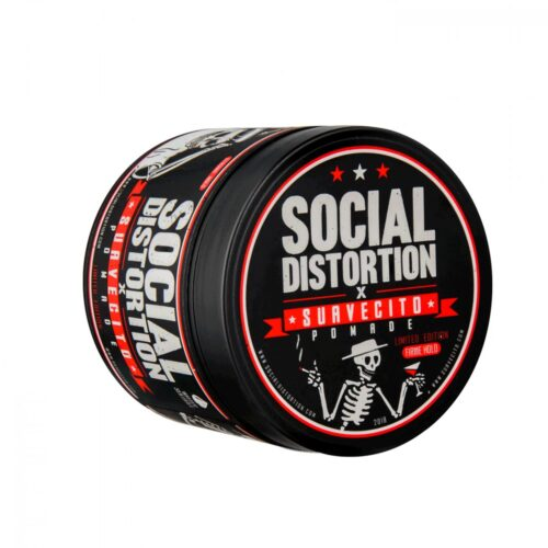 Suavecito x Social Distortion
