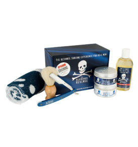 The Bluebeard Revenge Barber Bundle kit