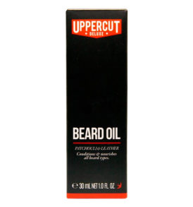 Масло за брада Uppercut Deluxe Beard Oil
