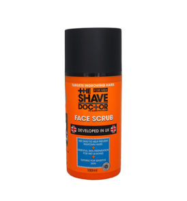The ShaveDoctor Face Scrub