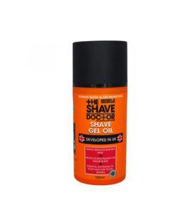 The ShaveDoctor Shave Gel Oil