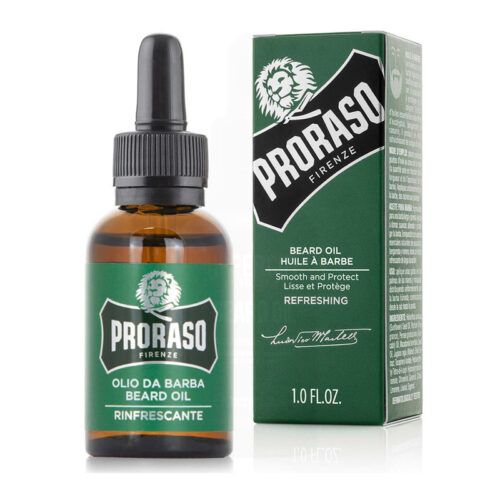 Proraso Beard Oil Refreshing